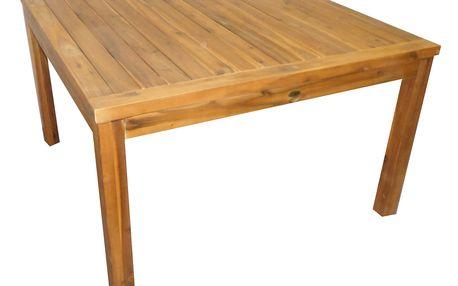 Texim Nhat hranatý akáciový stůl