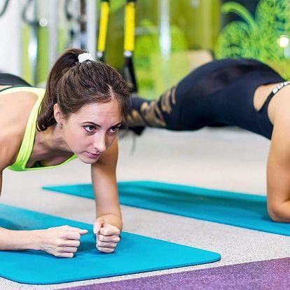 Cvičení pod dohledem trenéra v Gym Ladies Studio