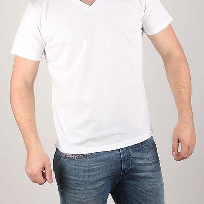 Tričko Diesel T - Green Maglietta Bílá