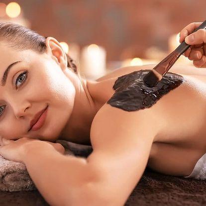 Čokoládová masáž: potěšení pro tělo i smysly