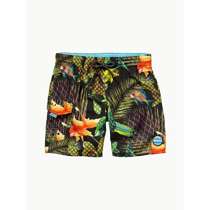 Boardshortky O´Neill Pb Flying High Boardshorts Barevná