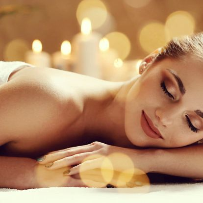Dopolední masáž pro dámy dle výběru ze 4 druhů