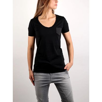 Tričko Replay W3952C T-Shirt Černá