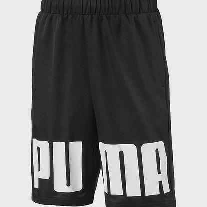 Kraťasy Puma Rebel Woven Shorts Černá