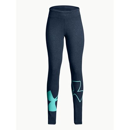 Legíny Under Armour Favorite Knit Legging Modrá