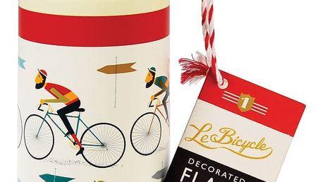 Termoska s hrnečkem Rex London Le Bicycle, 350ml