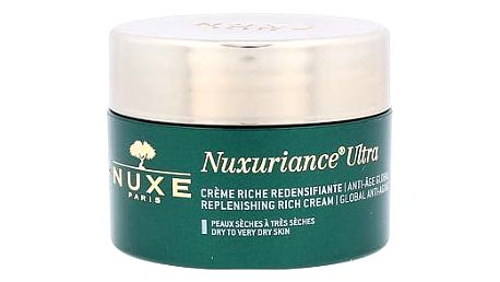 NUXE Nuxuriance Ultra Replenishing Rich Cream 50 ml denní pleťový krém W