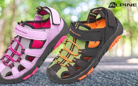 Dětské sportovní sandály Alpine Pro: 2 barvy