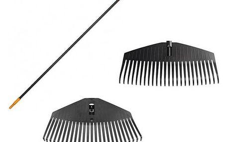 Set zahradního nářadí Fiskars násada 135001+ hrábě 135014 + hrábě 135024