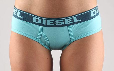 Kalhotky Diesel Ufpn - Oxi Und Panties Modrá
