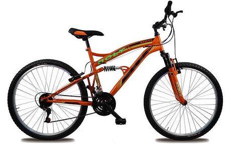 """Bolt 24"""" celoodpružený oranžové"""