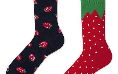 Ponožky Many Mornings Strawberries,vel.35–38