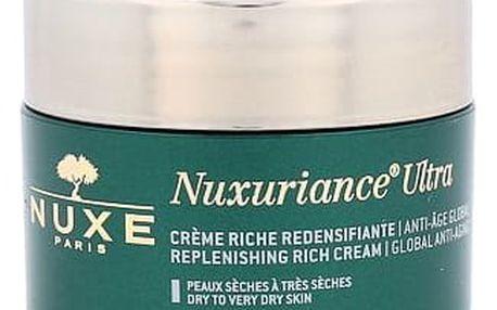 NUXE Nuxuriance Ultra Replenishing Rich Cream 50 ml denní pleťový krém W