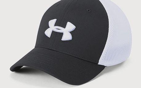 Kšiltovka Under Armour Boy'S Golf ClaSSic Mesh 2.0 Černá
