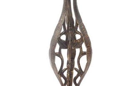 Tuin 1567 Ptačí koupel krmítko z bronzu
