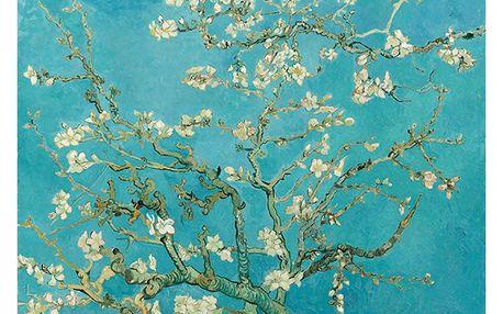 Reprodukce obrazu Vincenta van Gogha - Almond Blossom, 60x45cm