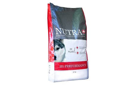 Nutra Plus HI PERFORMANCE 12 kg