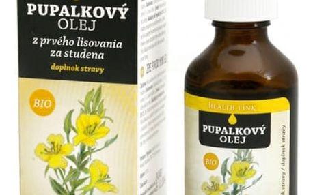 HEALTHLINK 100% BIO Pupalkový olej 50 ml