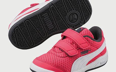 Boty Puma Stepfleex 2 Mesh V Inf Růžová