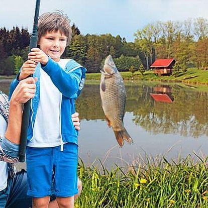 3 či 4denní pobyt pro 2 s polopenzí i rybolovem v penzionu Najdek v jižních Čechách