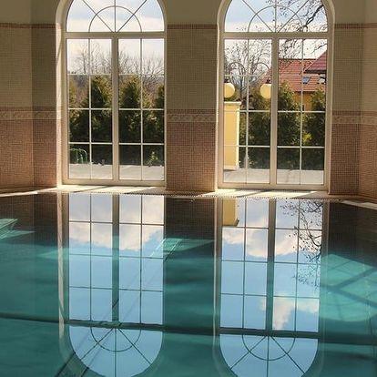 Hotel Goethe**** v Mariánských Lázních s procedurami, bazénem a polopenzí