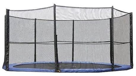 Ochranná síť na trampolínu DUVLAN 427 cm