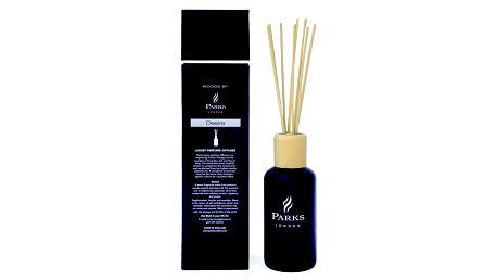 Vonný difuzér s vůní pačuli, břízy a dubu Parks Candles London Patchouli, Birch & Oak, 250 ml