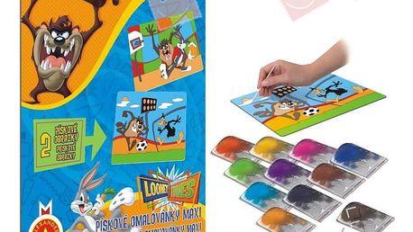 Pískové obrázky Maxi - na výběr 4 kreativní sady