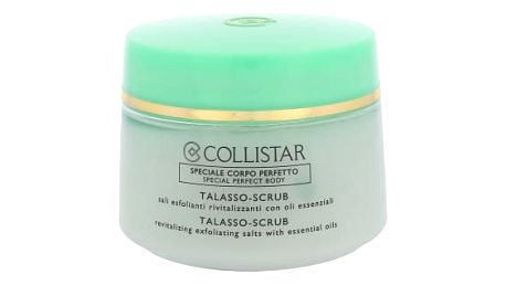 Collistar Special Perfect Body Talasso-Scrub 700 g tělový peeling pro ženy
