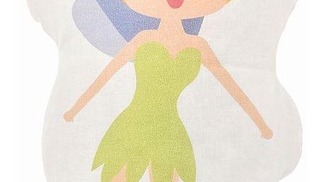 Bavlněný polštářek Mr. Fox Fairy, 40x30cm