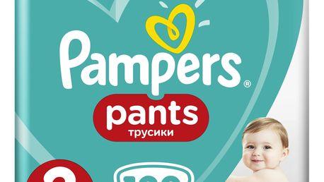 PAMPERS Pants 3, 120 ks (6-11 kg) MEGA Box - plenkové kalhotky