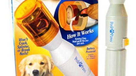 Brousek na úpravu psích drápků Pedi Paws - dopřejte manikúru i svému čtyřnohému miláčkovi!