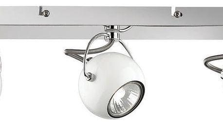 Bílé nástěnné/stropní svítidlo Evergreen Lights Triple Point
