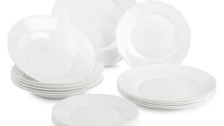 Arcopal 18dílná jídelní sada Louis XV.