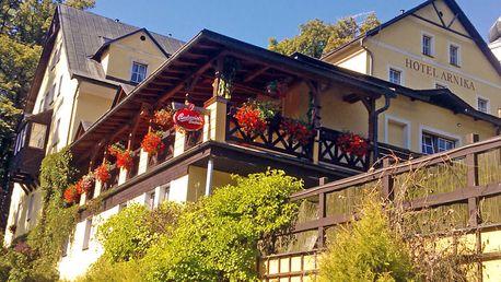 Čarokrásné Krkonoše v rustikálním hotelu s bazénem, wellness procedurami, polopenzí a několika dalšími bonusy