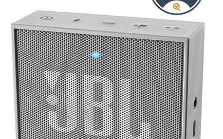 JBL GO šedé