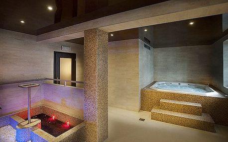 2–4denní nabitý wellness pobyt pro 2 s polopenzí v hotelu Millenium**** v Karlových Varech