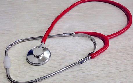 Stetoskop - více barev