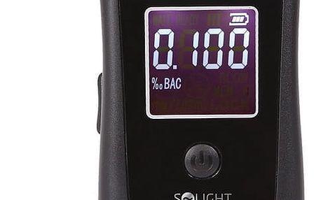 Solight Alkohol tester Fuel-cell 1T06, profesionální