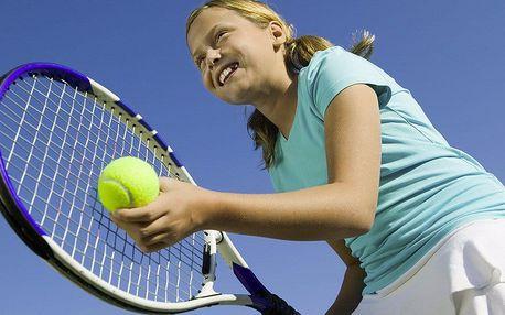 Tenis s trenérem pro děti i dospělé v Prostějově