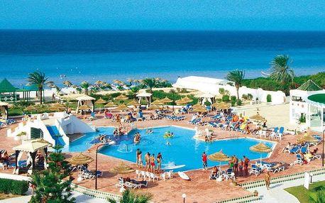 Tunisko - Skanes na 8 až 11 dní, all inclusive s dopravou letecky z Brna