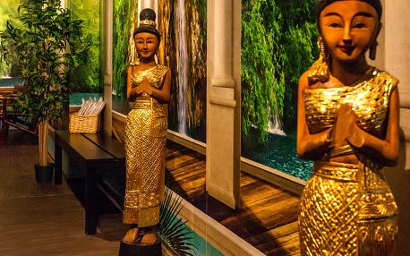 Luxus a relaxace: na výběr ze 6 masáží