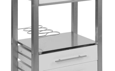 Univerzální vozík na kolečkách - kuchyňský, barový EH Excellent Houseware