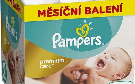 Pampers Pleny Premium Care 2 (Mini) - 240 ks