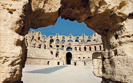 POZNÁVACÍ A POBYTOVÝ OKRUH TUNISKEM