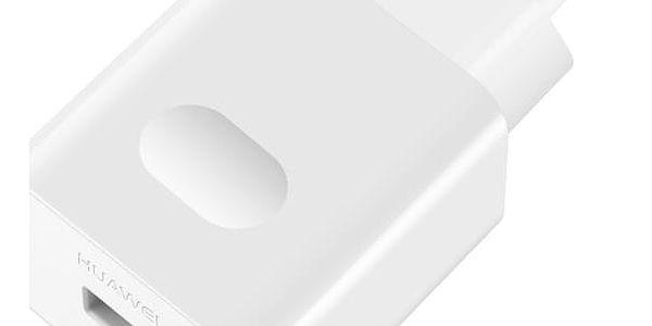 Nabíječka do sítě Huawei AP32, USB-C, s funkcí rychlonabíjení bílá (2452156)