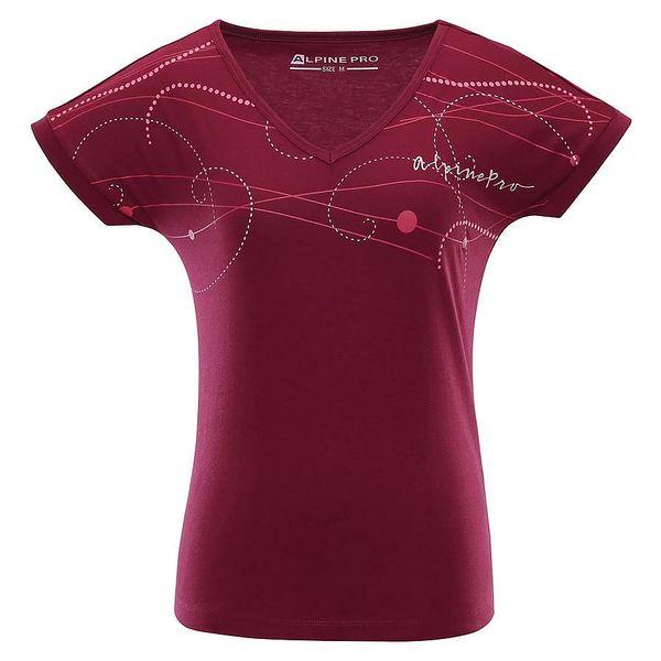 Dámské tričko Alpine Pro