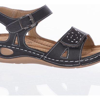 Cabin Dámské sandály se suchými zipy