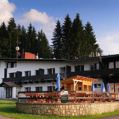 Hotel Bečva v Beskydech s polopenzí