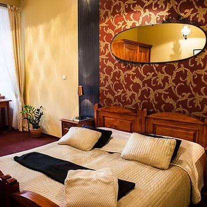 3denní dámská jízda pro dva v Hotelu MORRIS ****, wellness procedury, vířivka a sauna.